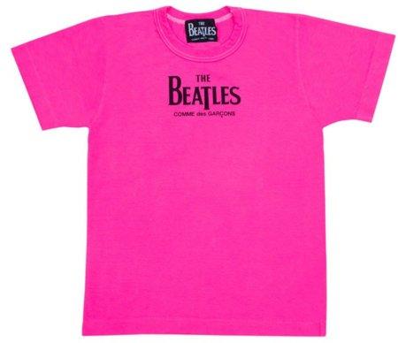 Comme de Garcons amplia su colección The Beatles para el otoño-invierno 2011-12