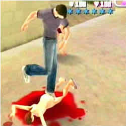 Violencia en GTA