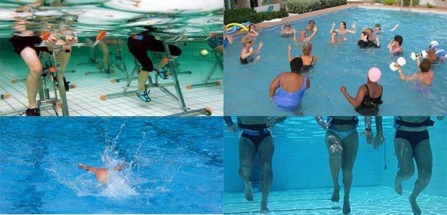 Adivina adivinanza: Qué actividad acuática es la mejor y más completa para el organismo