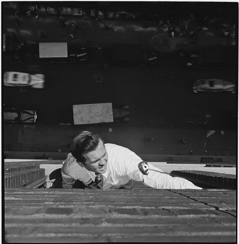 Foto de Las fotografías sin complejos de Stanley Kubrick en los años cuarenta (9/15)