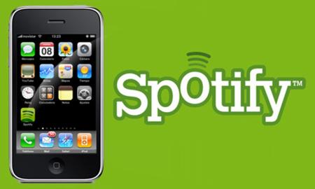 Spotify para iPhone: Análisis y Galería de fotos