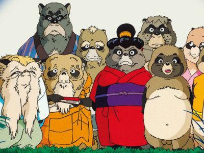Animación | 'Pompoko', de Isao Takahata