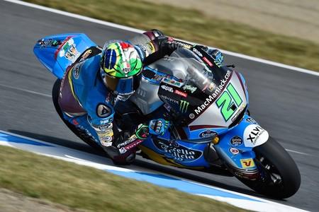 Franco Morbidelli Moto2 Gp Japon 2016