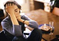La depresión y el estrés pueden reducir el tamaño del cerebro