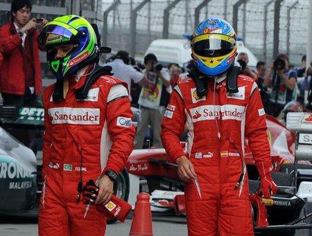 Luca Cordero di Montezemolo pide a Ferrari una rápida reacción