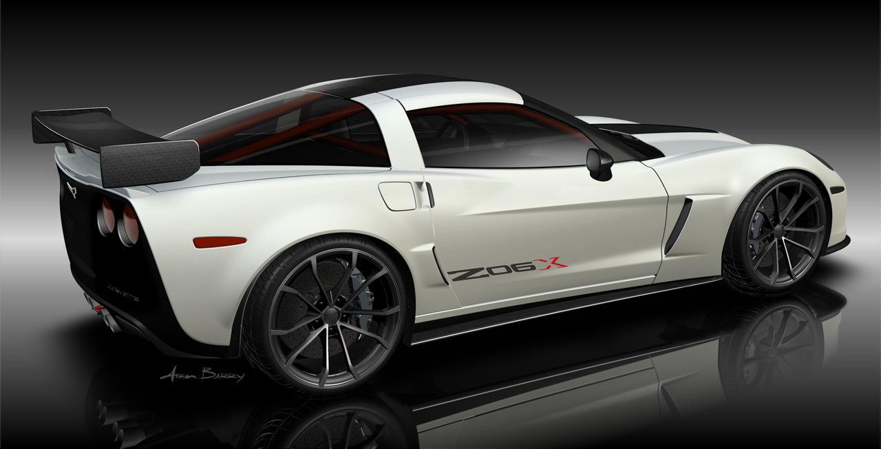 Foto de Chevrolet Corvette Z06X Track Car Concept (2/6)