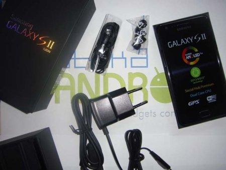 Samsung Galaxy SII: por fin lo tenemos y en breve lo analizaremos