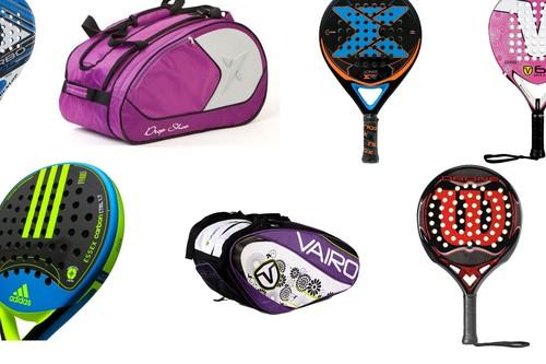 7 ofertas en palas y bolsas de pádel en Amazon: descuentos en Wilson, Adidas, Vaio o Dunlop sólo hoy