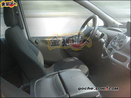 Zotye Fiat Multipla Chino