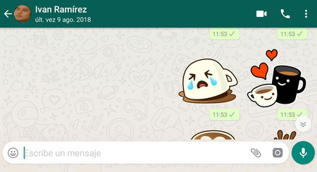 Los stickers llegan a WhatsApp y se cierra el círculo: todas las principales apps de mensajería los incluyen