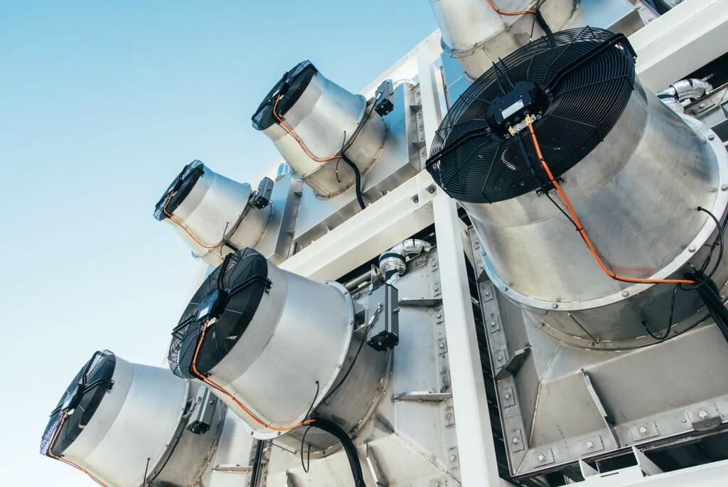 Esta planta de captura de CO2 retira 4.000 toneladas métricas al año: es la más grande del mundo y ya está operativa