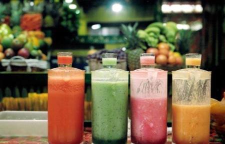 Diez tips para preparar licuados y jugos saludables