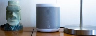 Xiaomi Mi Smart Speaker, análisis: potente, económico y con calidad suficiente para plantar cara a los Google Nest