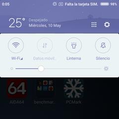 Foto 3 de 24 de la galería software-xiaomi-redmi-4x en Xataka Android