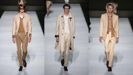 Tom Ford Inaugura La Semana De La Moda De Nueva York Con Una Paleta Fresca Y Animal Print 1