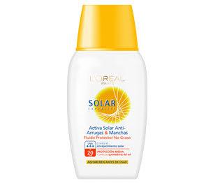 Protectores solares para pieles grasas