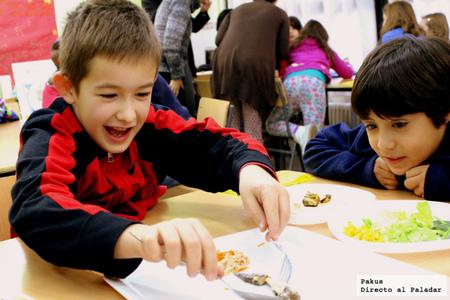 Trucos para enseñar a los niños a comer más pescado