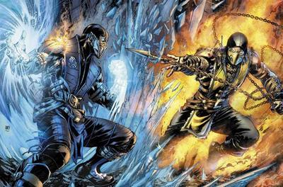 DC Comics se volverá más brutal y sangrienta con las historietas de Mortal Kombat X