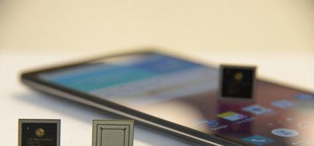 LG podría estrenar su SoC NUCLUN 2 con un rival para el Samsung Galaxy Note 5