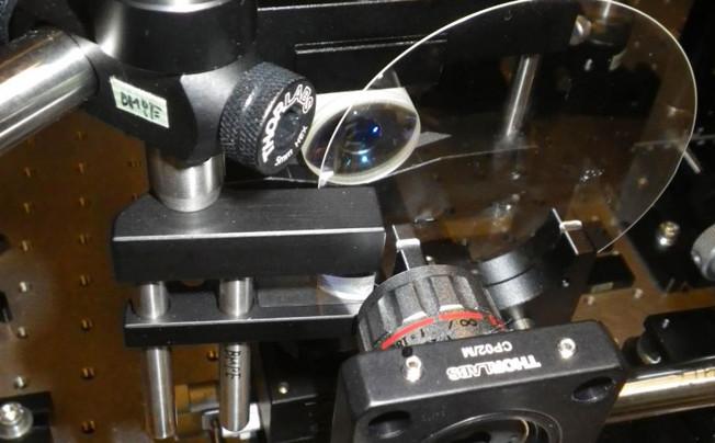 Esta sí es una cámara rápida: captura un billón de imágenes por segundo, y ya funciona