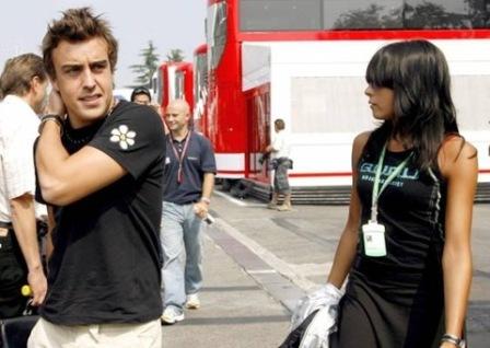 El accidente fantasma de avión de Fernando Alonso