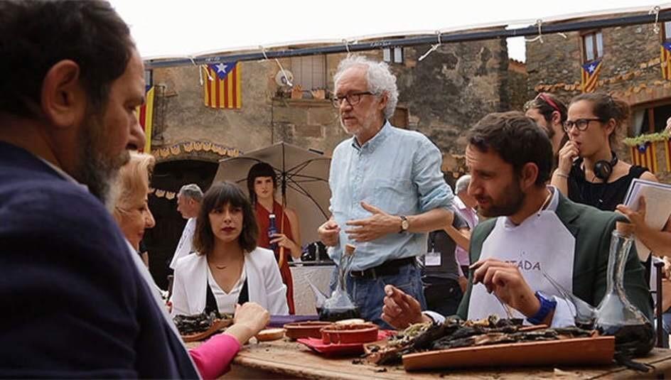 Rodaje Catalanes