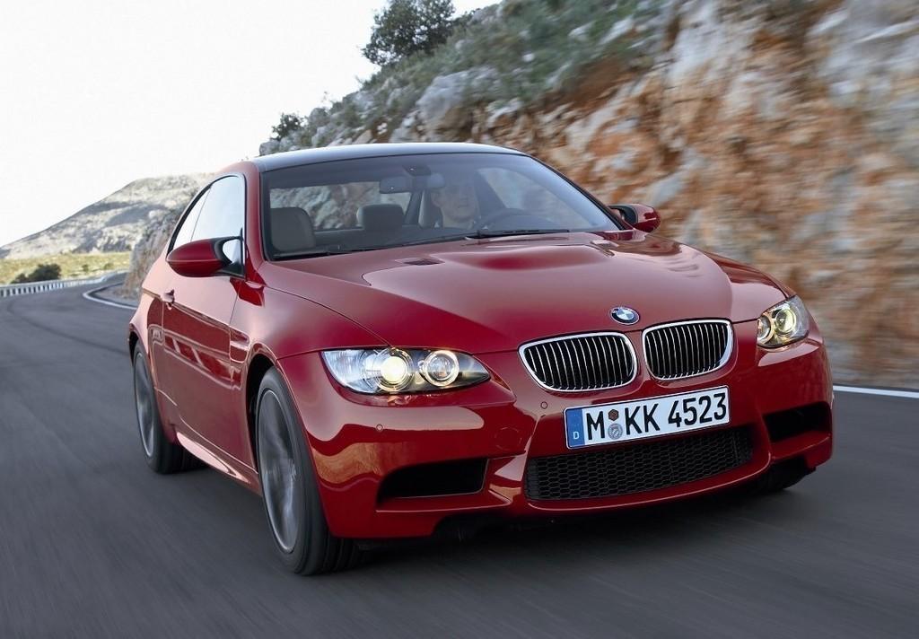 Foto de BMW M3 Coupé (6/38)
