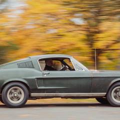 Foto 4 de 13 de la galería ford-mustang-bullitt-1968 en Motorpasión