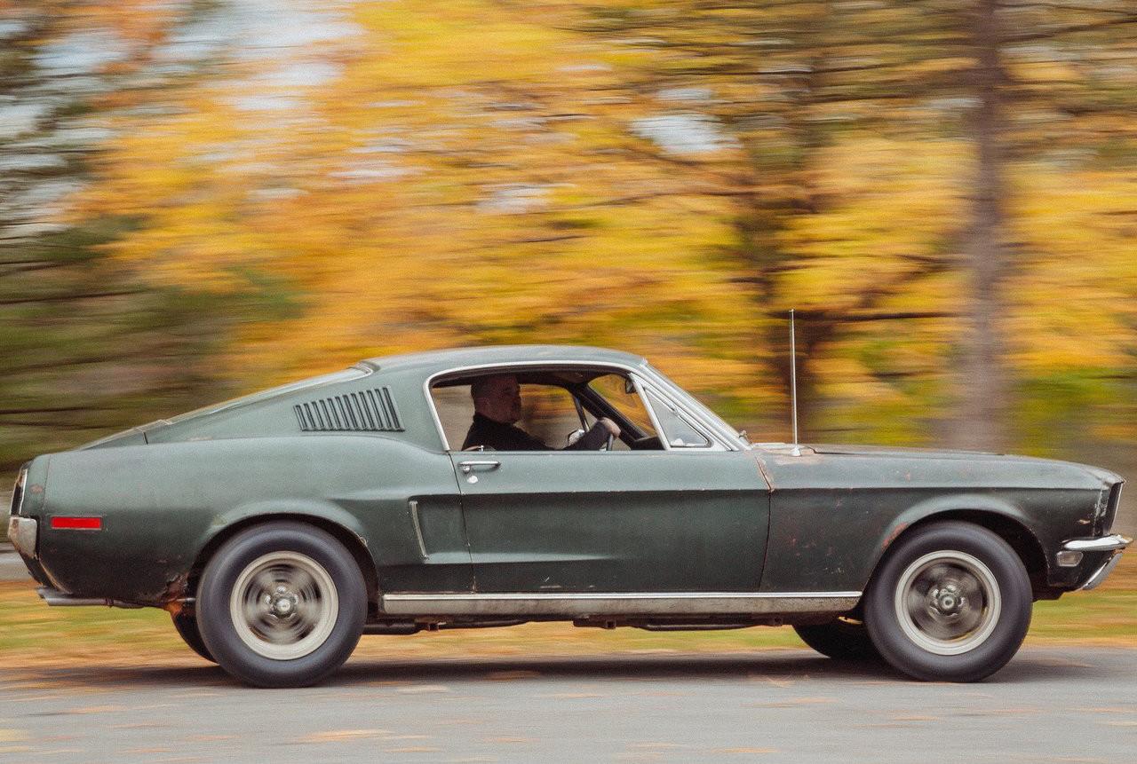 Foto de Ford Mustang Bullitt 1968 (4/13)