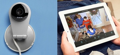 Controla tu casa gracias a las cámaras inalámbricas de Dropcam