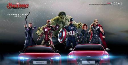 Audi: Marvel