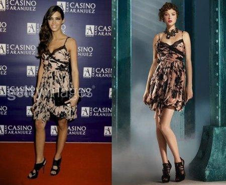 Sara Carbonero recoge la Antena de Oro vestida de Dior