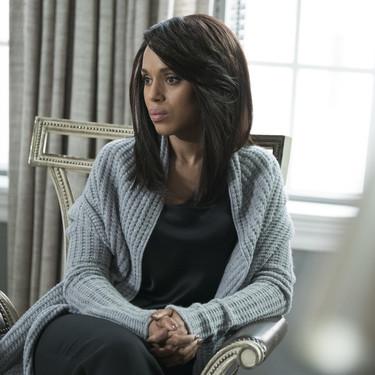 El teletrabajo no matará la sofisticación: siete looks de Olivia Pope en Scandal para estar en casa cargada de elegancia