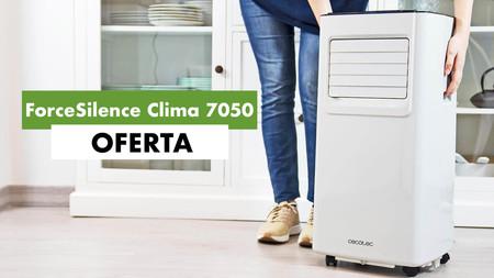 No pasar calor este verano te costará menos con esta oferta de Plaza:  aire acondicionado sin instalación Cecotec por 179 euros