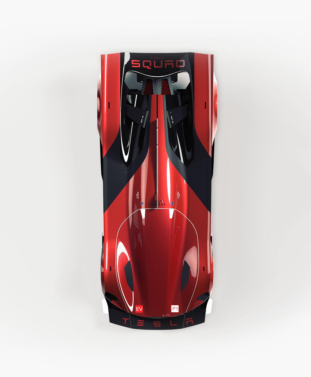 Foto de Tesla Le Mans 2030 (2/21)