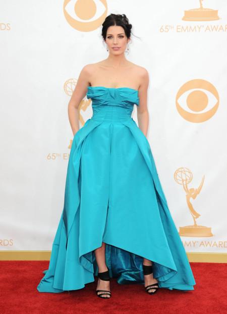 Jessica Pare Emmy 2013
