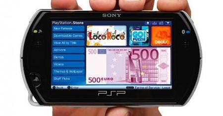 Solución a los problemas de PSPGo: los juegos serán igual de caros en PSN que en tienda