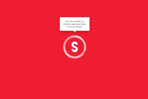 Smash, una gran solución para la transferencia de archivos muy apropiada para fotógrafos