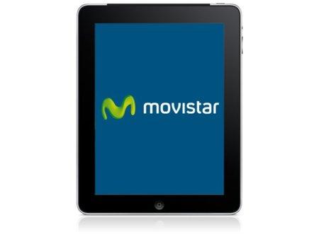 Movistar anuncia sus tarifas de datos para el iPad 3G en España