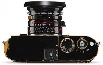 Leica «riza el rizo» con dos nuevos paquetes de edición limitada de su M-P