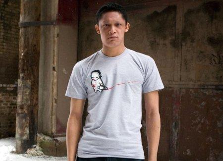 Camiseta motosierra