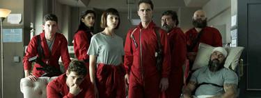 De La casa de papel a Alta mar: las series españolas originales de Netflix de mejor a peor