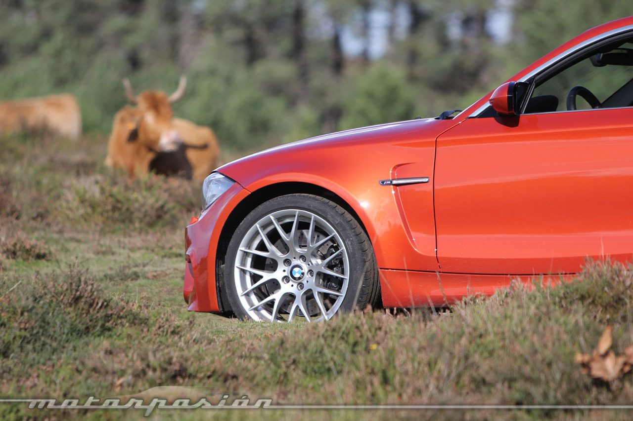 BMW Serie 1 M Coupé (Prueba)