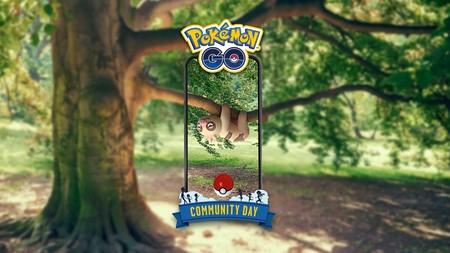 Pokémon GO: Slakoth será el protagonista del Día de la Comunidad de junio