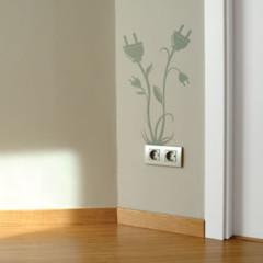 Foto 2 de 4 de la galería vinilos-adhesivos-para-interruptores en Decoesfera