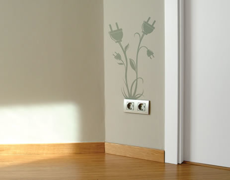 Foto de Vinilos adhesivos para interruptores (2/4)