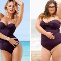 Los bañadores de Victoria's Secret: de los catálogos a la realidad