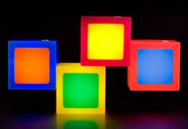 Twist Together, configura tu propia lámpara de LEDs