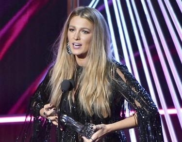 El discurso de Blake Lively en los People's Choice Awards nos enamora todavía más que sus estilismos