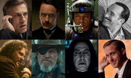 El mejor actor de 2011 según los lectores de Blogdecine